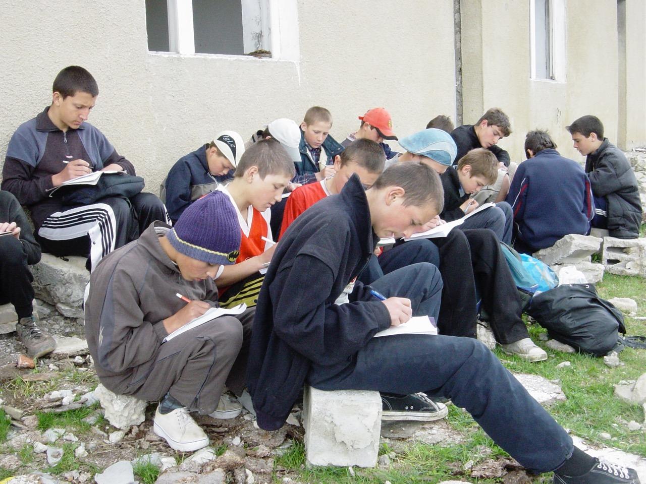Изучение Библии со спортсменами