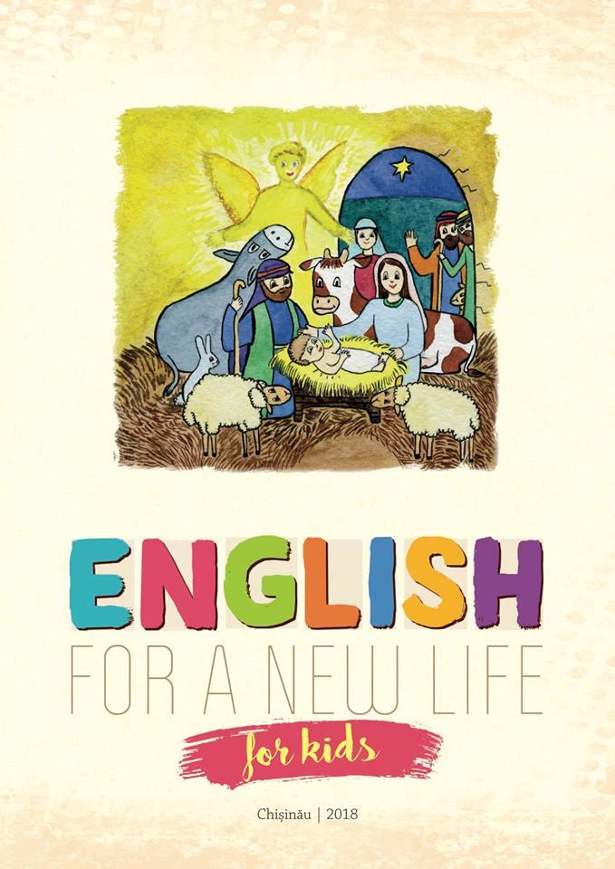 Manualul de engleză pentru copii EFNL for KIDS