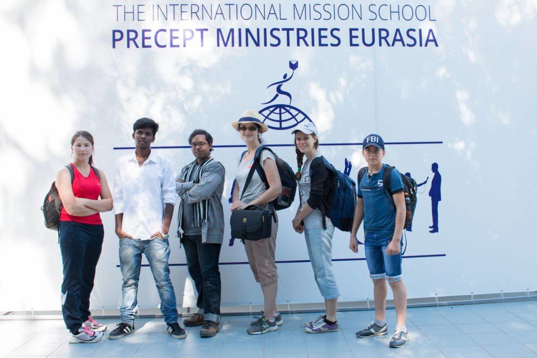 Vera Mazăre, absolventă a Școlii Internaționale de Misiune