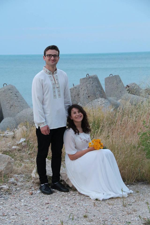 Vera și Victor Mazăre misiune în Cigârleni