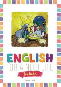English for a New Life for kids cover
