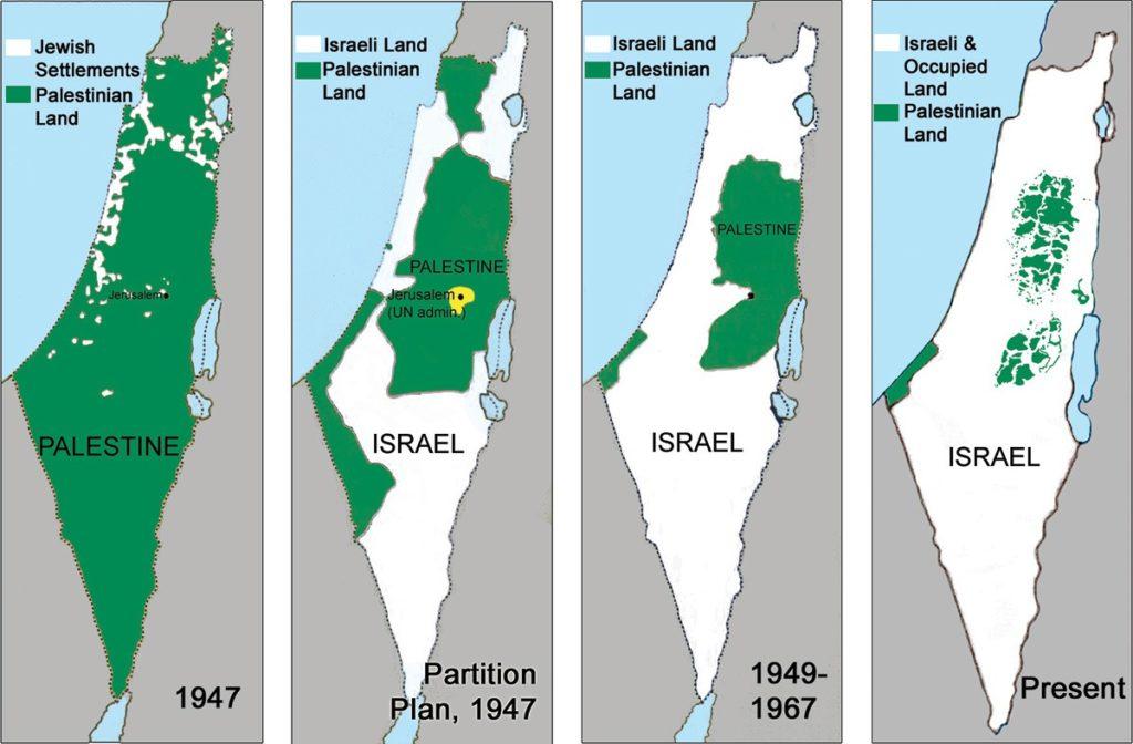 Recunoașterea Ierusalimului ca și capitală a Israelului