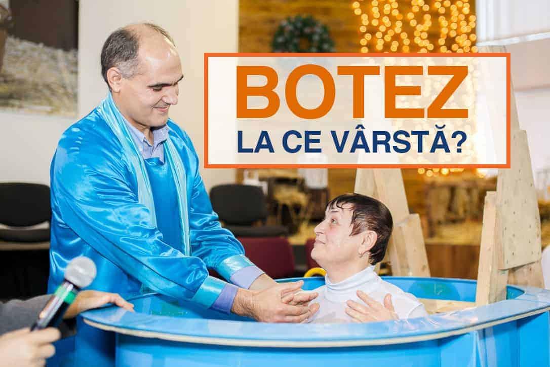 cand se face botezul
