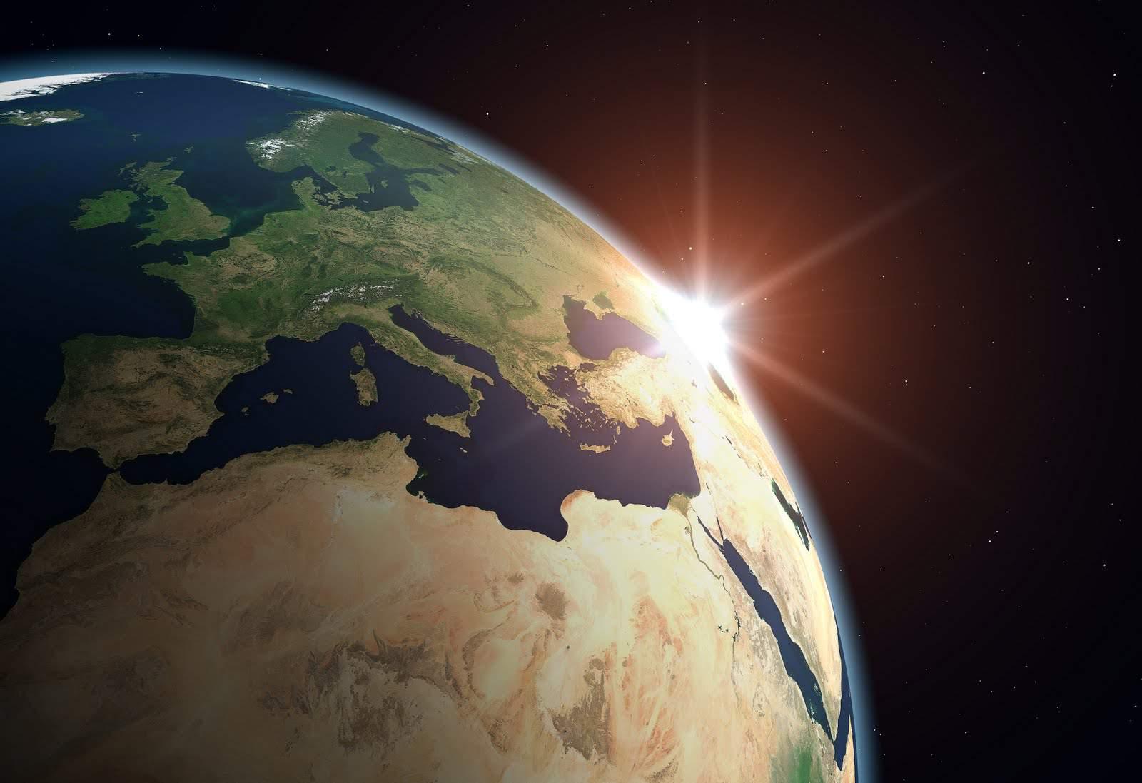 Este forma pământului plată sau sferică?