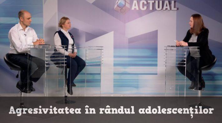 Agresivitatea în rândul adolescenților | Actual