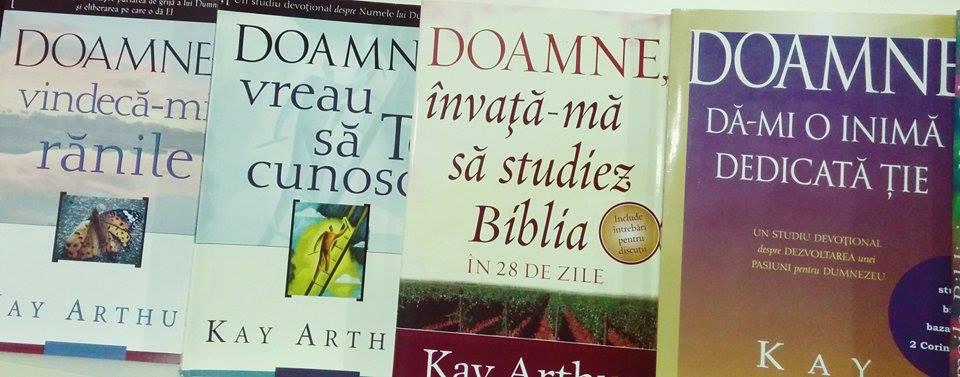 Kay Arthur - al 5-lea premiu de aur pentru manualele de studiu biblic inductiv