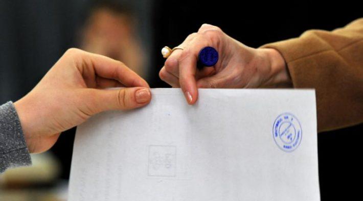 Secțiile de votare pentru 26 mai în Republica Moldova