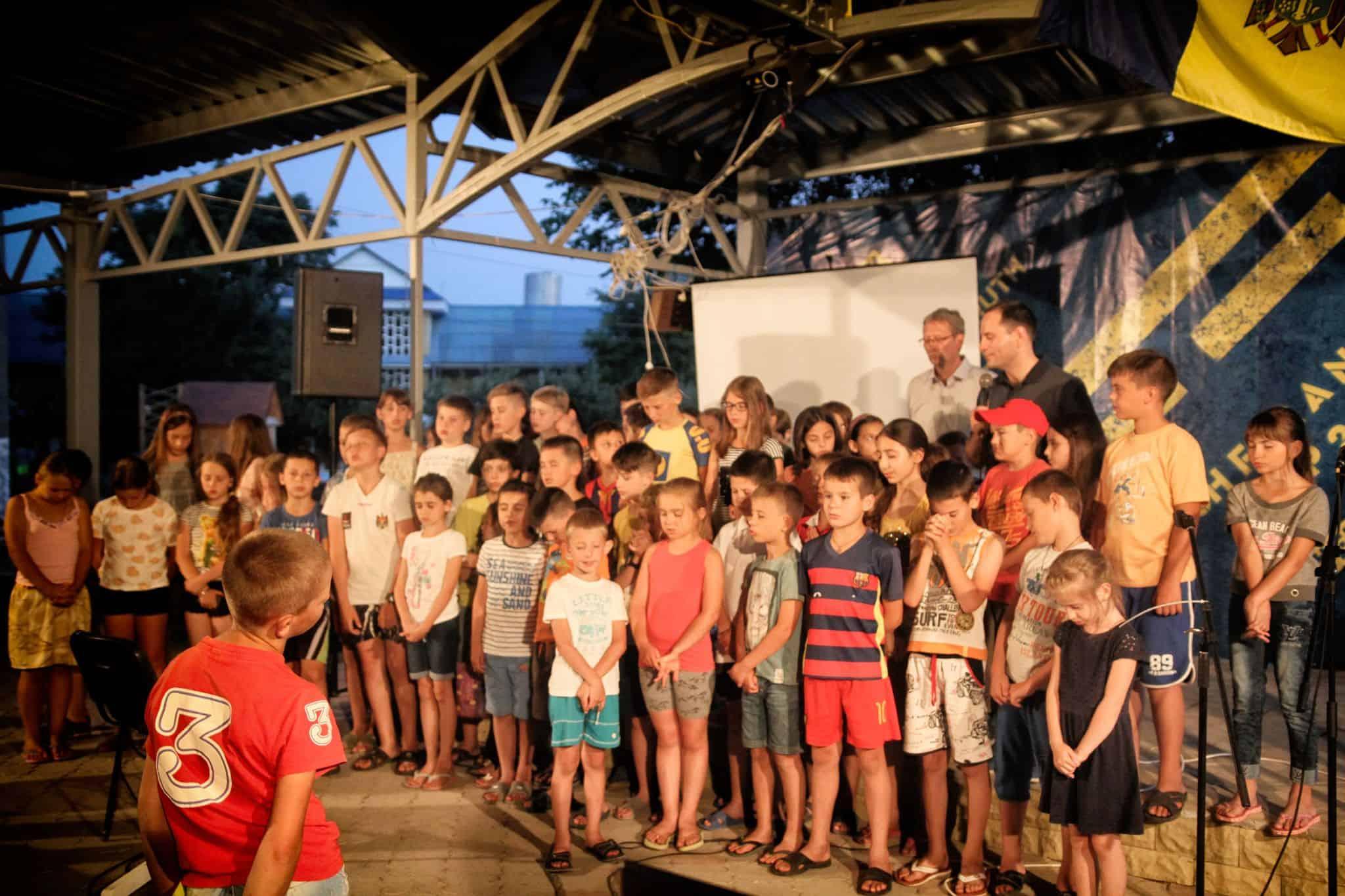 Să creștem din copii viitori misionari