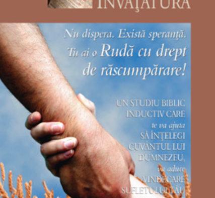 Răscumpărare din robie prin Domnul Isus - cursul biblic inductiv RUT