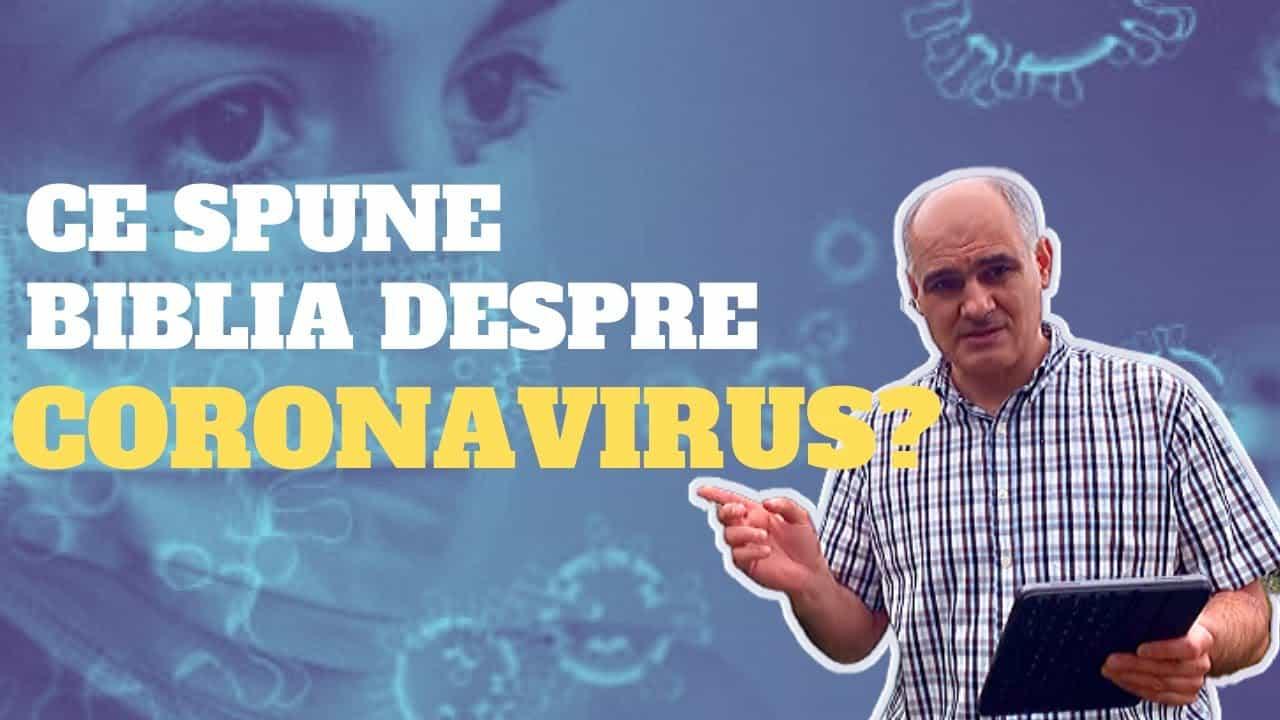 Coronavirus și creștinii