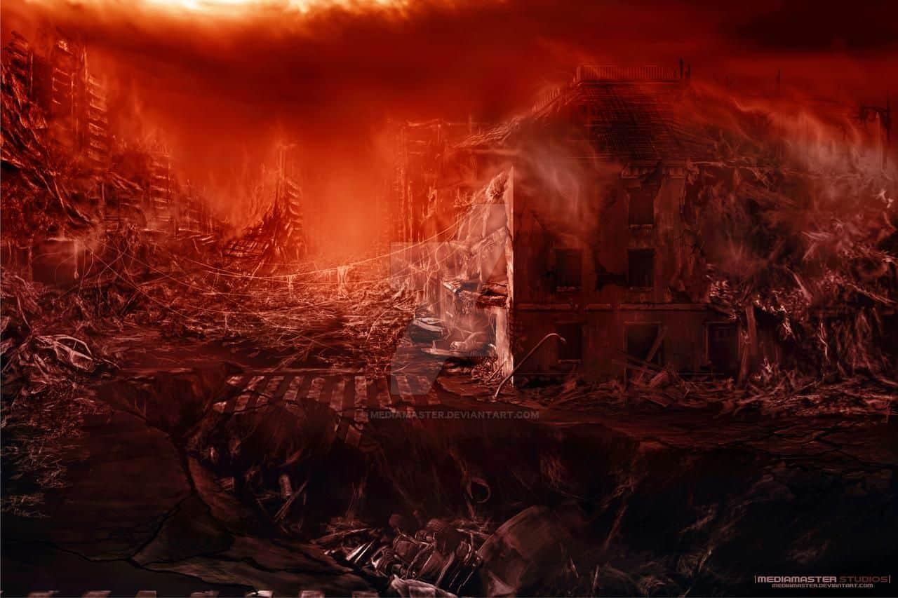 великая скорбь откровение 7