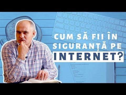 În siguranță pe internet din punct de vedere duhovnicesc