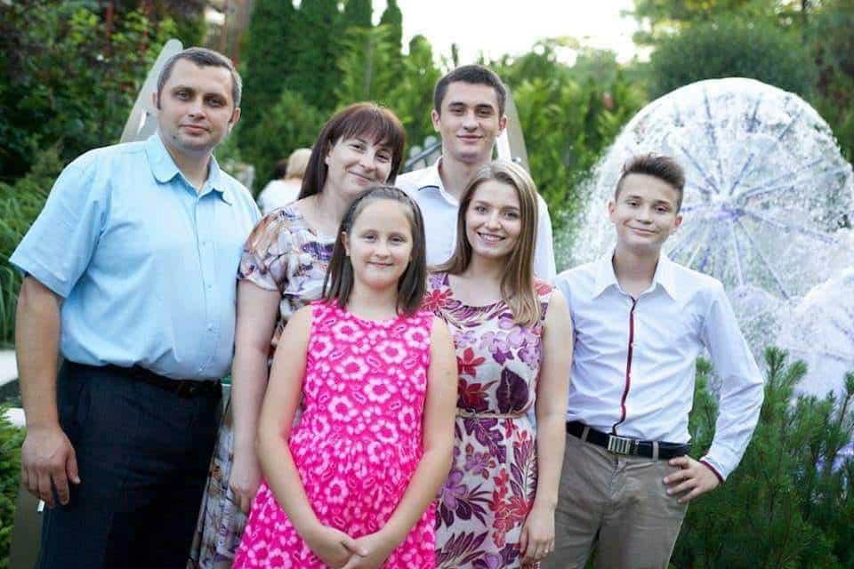 семья Бойку