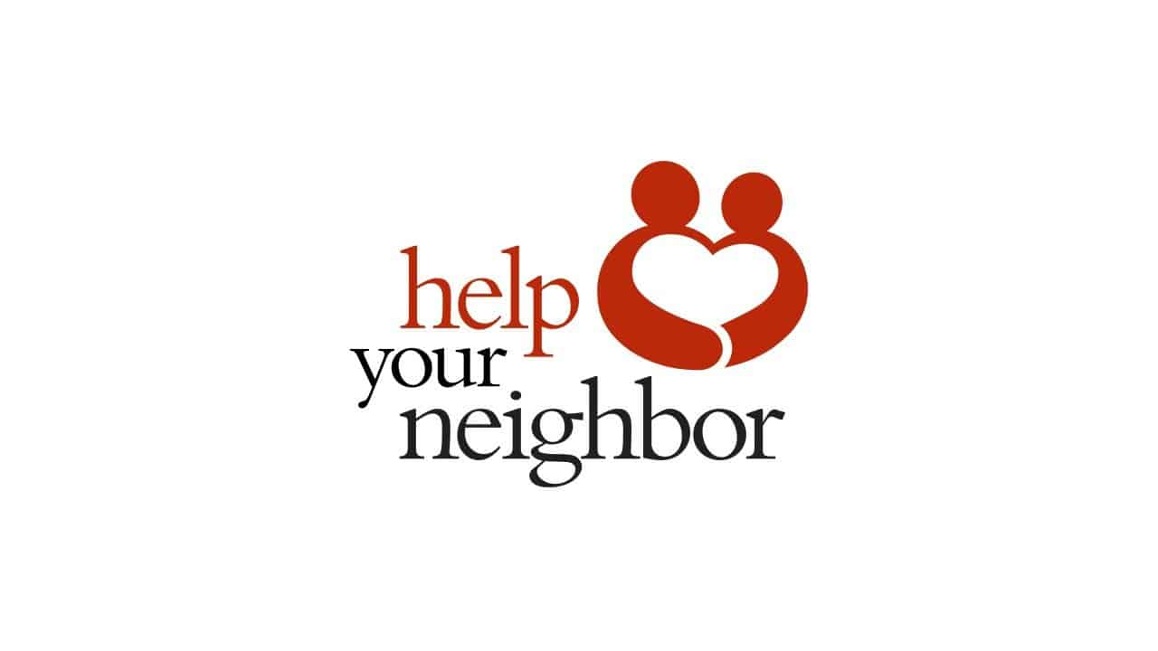 Help Your Neighbor.com | Connecting Neighbors in need with those that can  help
