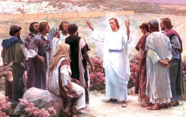 Isus li se arată ucenicilor